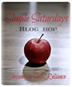 Simple Saturday Blog Hop December 13
