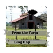 From the Farm Blog Hop September 5