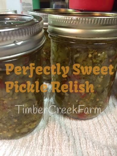Pickle Relish Recipes