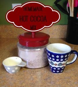 Homemade Cocoa Mix   http://timbercreekfarmer.com