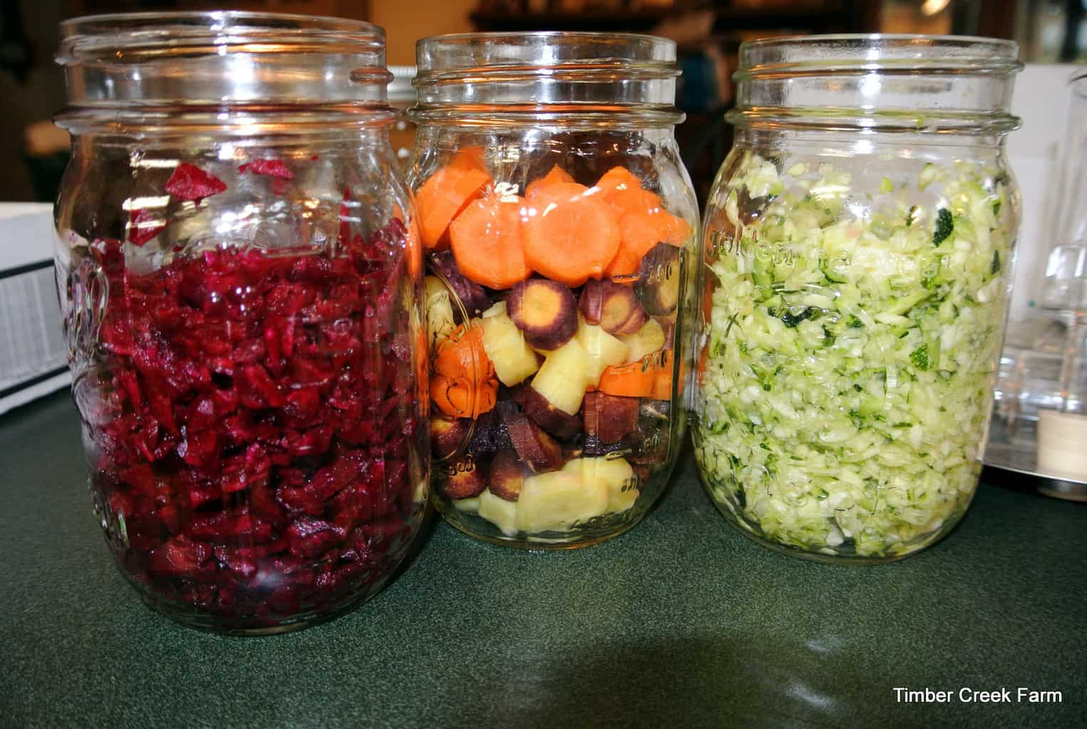 Easily Ferment Vegetables at Home - Timber Creek Farm