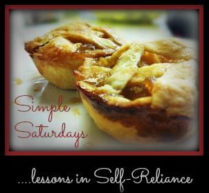 Simple Saturdays Blog Hop #75