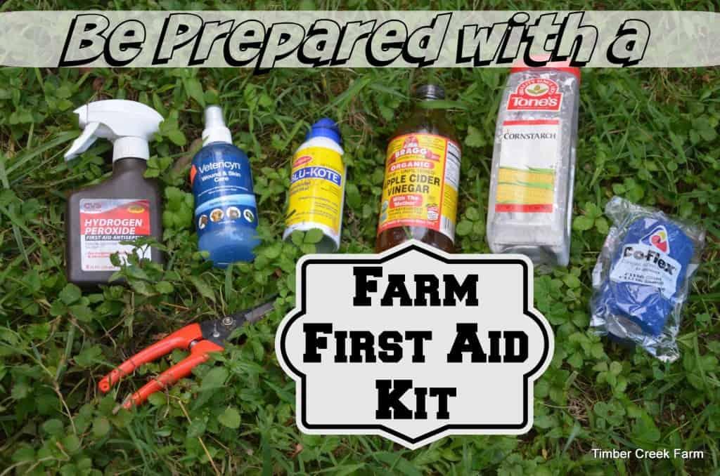 farm first aid