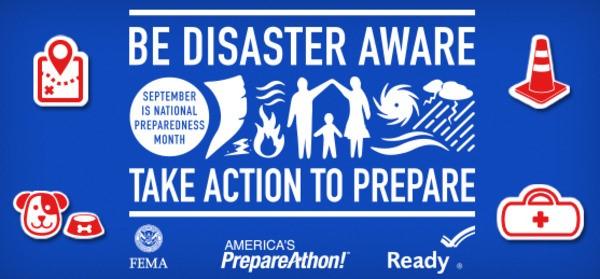 National Preparedness Month ready.gov
