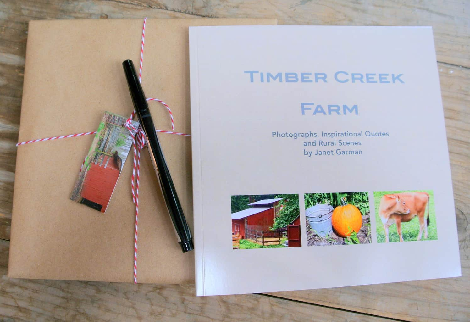 Inspiration Journal Timber Creek Farm