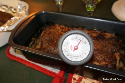 https://timbercreekfarmer.com Meatloaf Recipe