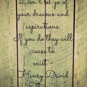 Encouragement for Living the Dream