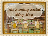 Sunday Social Blog Hop