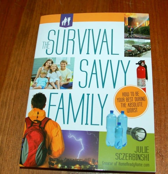 Survival Savvy Family – A Book Review
