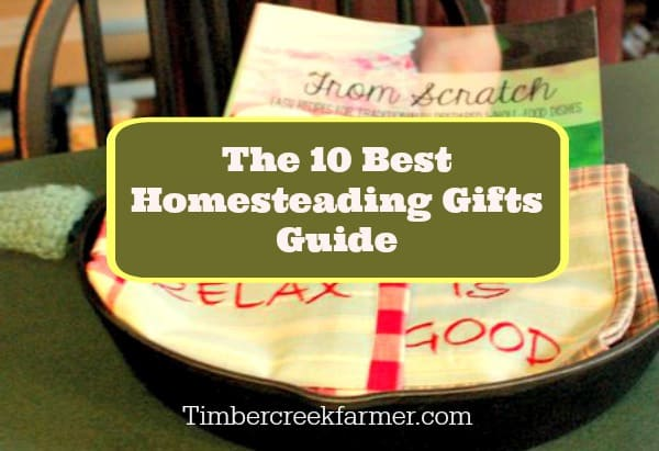 10  best homesteading gifts