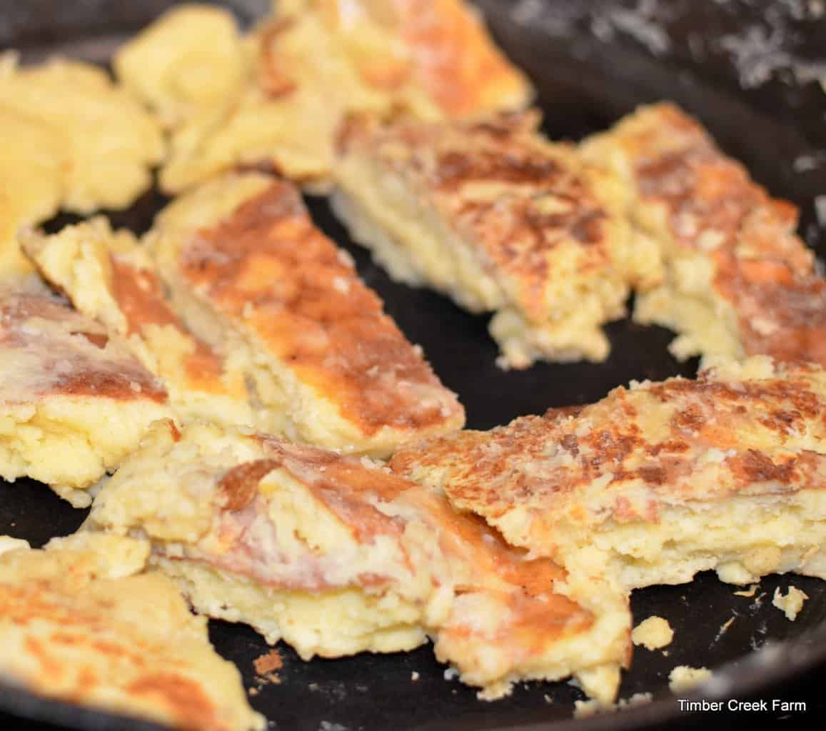Austrian Pancakes