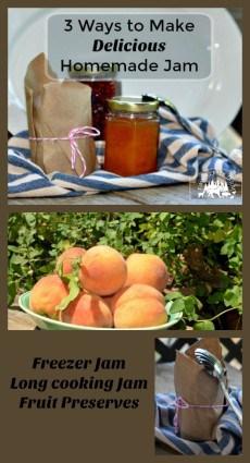 homemade jam