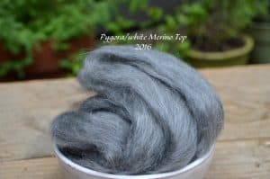 Top Roving Dark Pygora