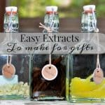 5 Easy Extracts for Flavoring Baking and Cooking