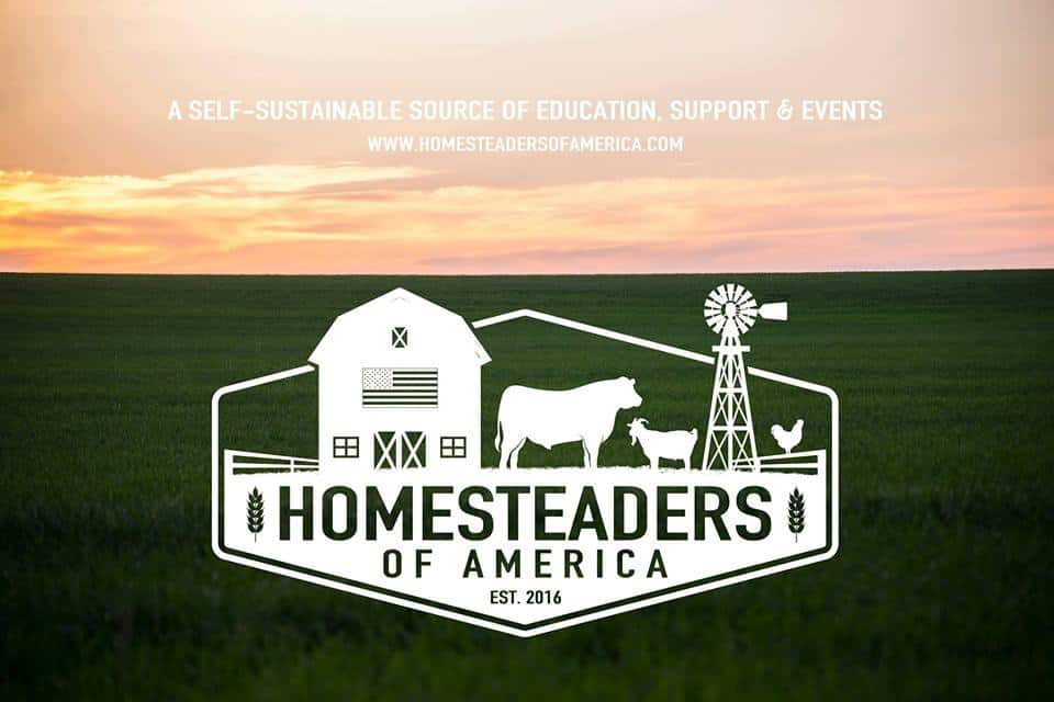 Homesteaders of America Conference Tickets Giveaway!