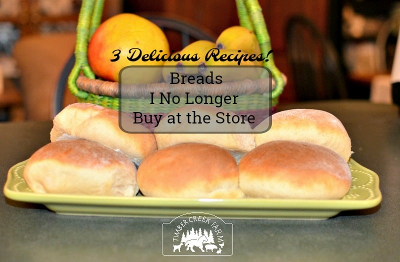 3 Breads I No Longer Buy at the Store