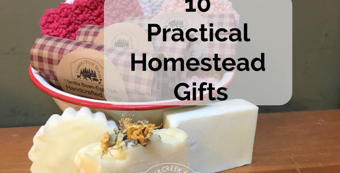 10 Practical Homestead Gifts