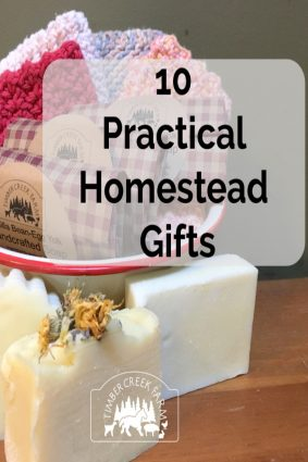 practical homestead gifts
