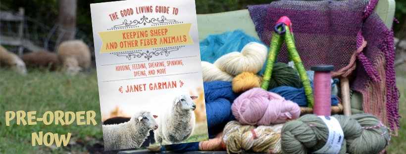 Keeping Sheep and Other Fiber Animals