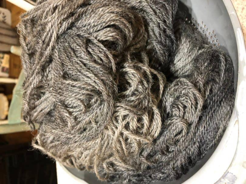 acorn natural dye
