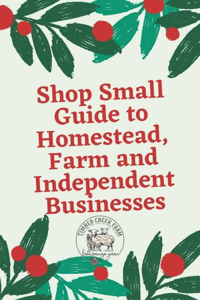 shop small guide