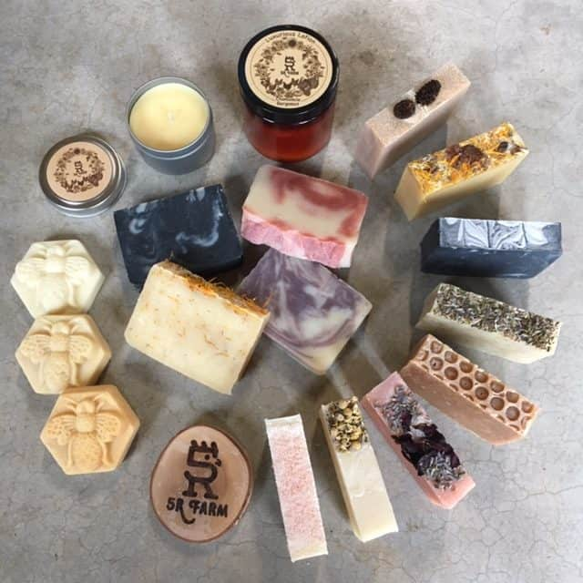 shop small guide to soaps and body products